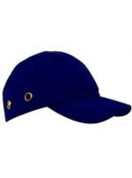 Base Ball Safety Cap - Navy/Black