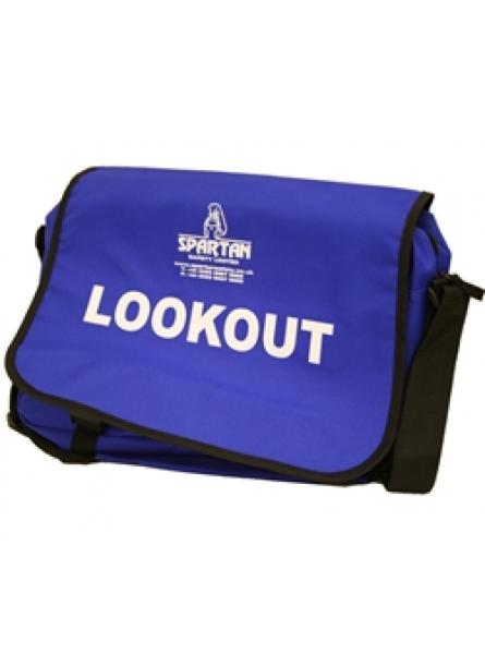 Blue Lookout Kit Bag (BAG ONLY)
