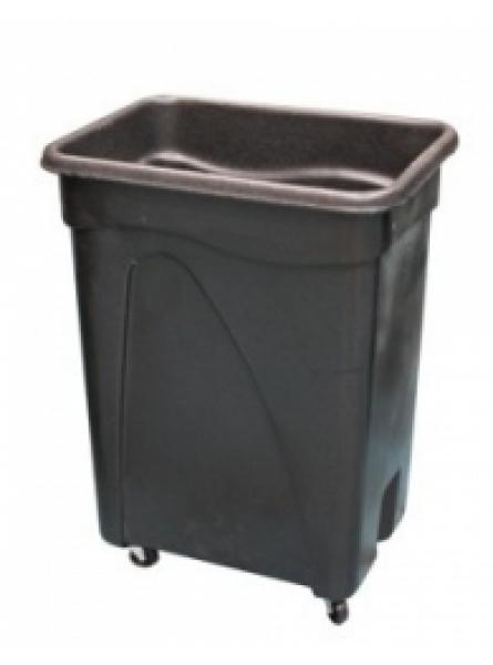 Bottle Skip 610 x 455 x 810mm Black