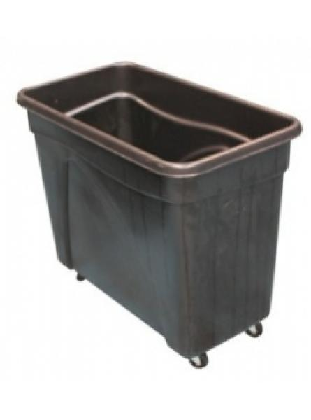 Bottle Skip 825 x 460 x 680mm Black