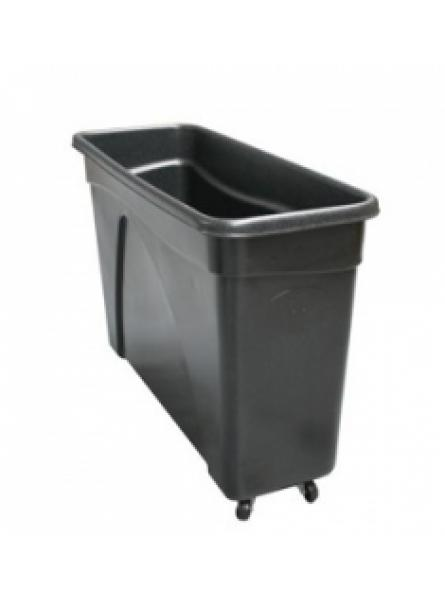 Bottle Skip 965 x 370 x 665mm Black