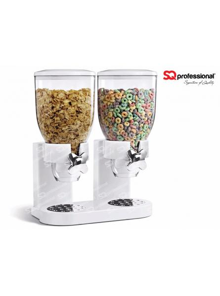 Cereal Dispenser White