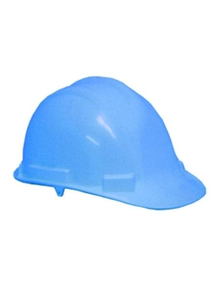 Comfort Safety Helmet - Blue/White