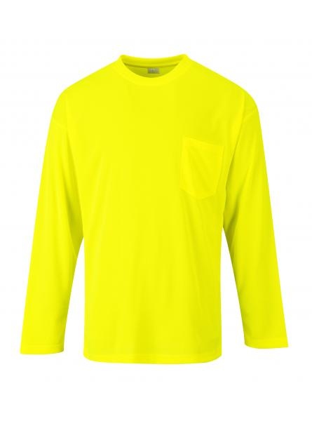 Day-Vis PocketLong Sleeve T-Shirt (IKP4644)