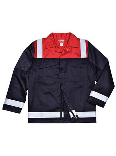 Bizflame Plus Jacket Navy