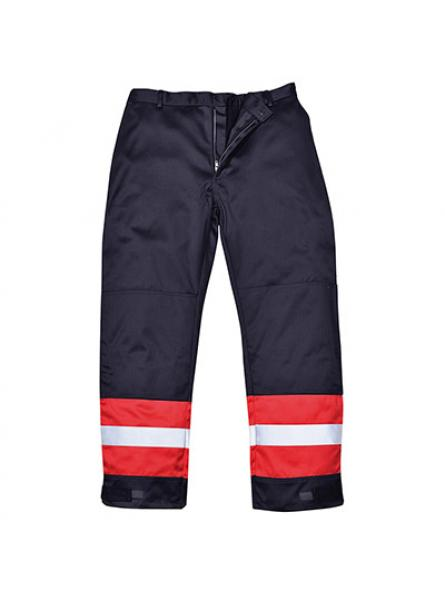Bizflame Plus Trouser Navy