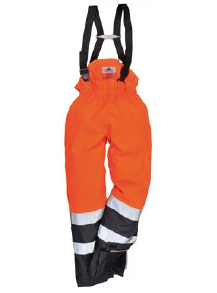Bizflame Rain Hi Vis Multi Protection Trouser