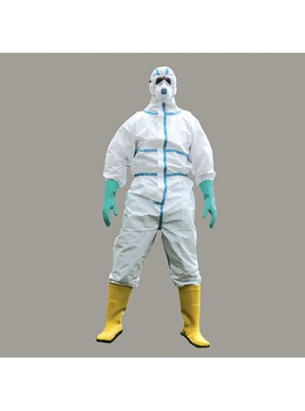 BizTex Microporous Coverall Type 4 5 and 6