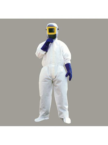 BizTex SMS FR Coverall Type 5 and 6