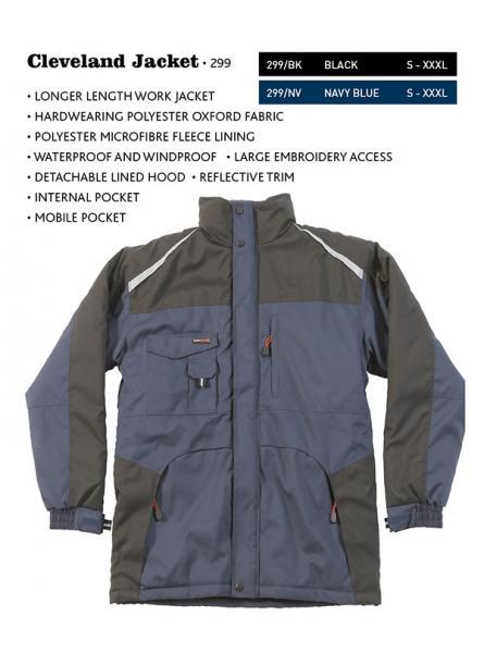 Cleveland Jacket
