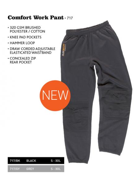 Comfort Work Pant New Line