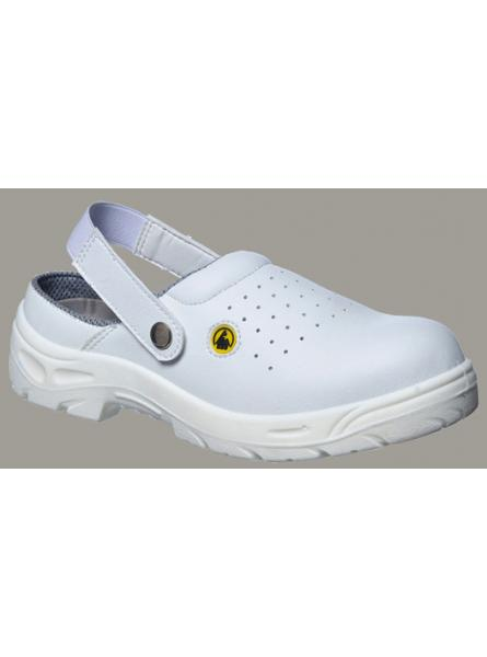 Compositelite ESD Perforated Safety Clog SB AE