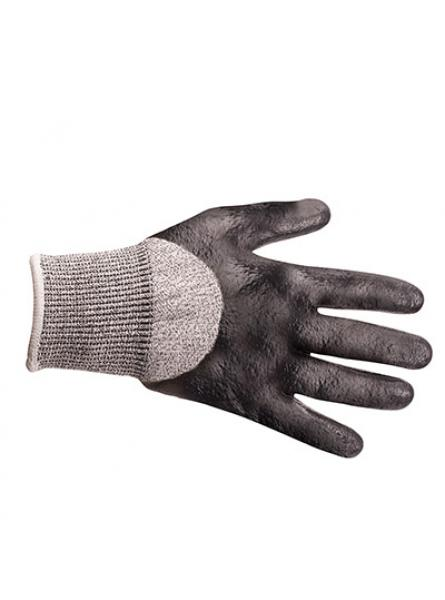 Cut 5 Three Quarters Nitrile Foam Glove