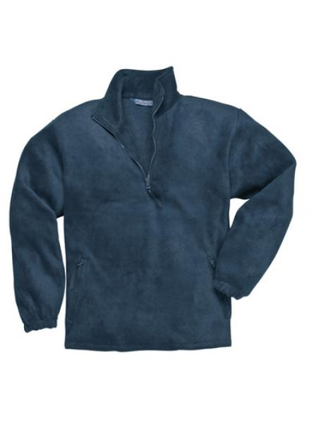 Fleece Top One Quarter Zip