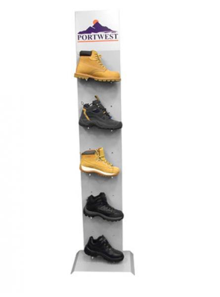 Footwear Column