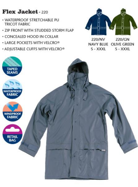 Fortex Flex Jacket