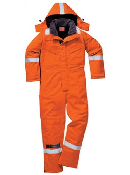 FR Anti Static Winter Coverall