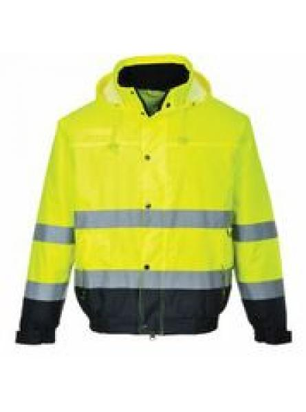 Hi Vis 3 in 1 Pilot Jacket
