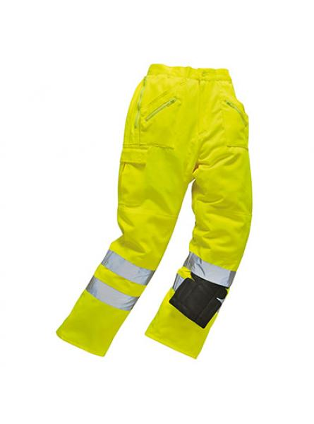 Hi Vis Action Trousers