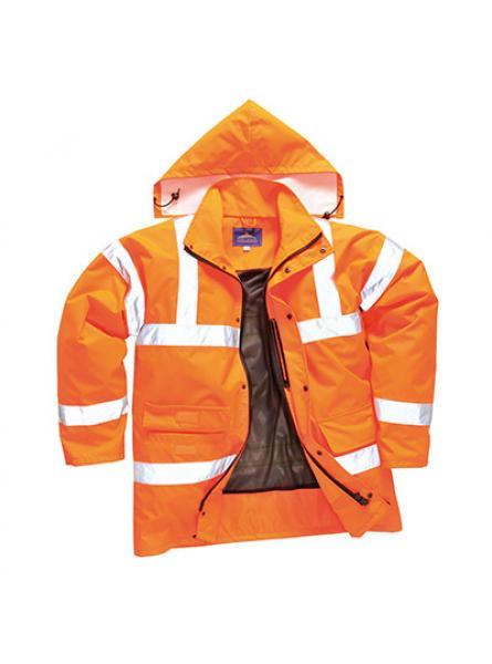 Hi Vis Breathable Jacket Class 3