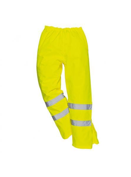 Hi Vis Breathable Trousers Class 3