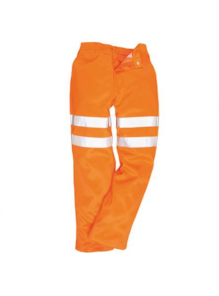 Hi Vis Polycotton Trousers GO RT