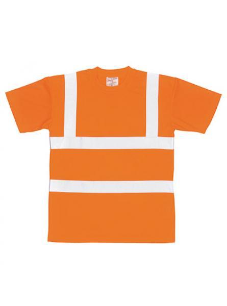 Hi Vis Tshirt GO RT