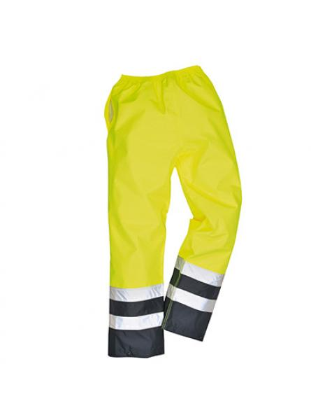 Hi Vis Two Tone Traffic Trousers