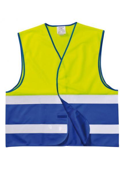 Hi Vis Two Tone Vest