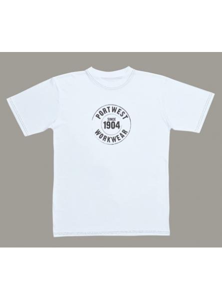 Stamp Print Tshirt
