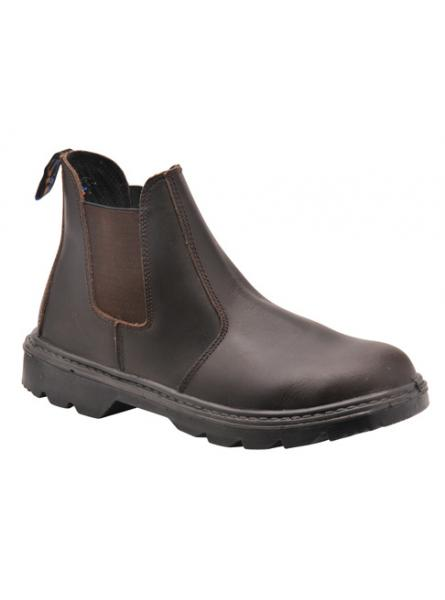 Steelite Dealer Boot S1P