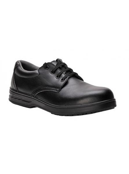 Steelite Laced Safety Shoe S2 - Black