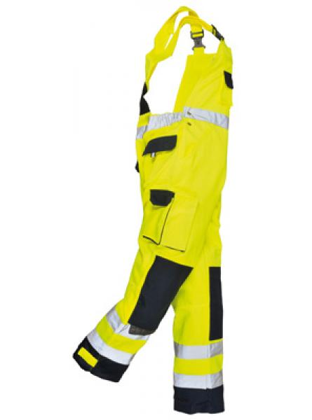 Texo Hi Vis Bib and Brace