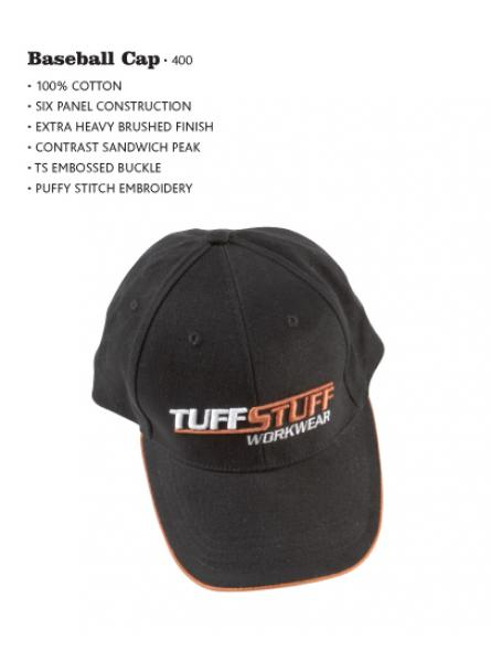 TuffStuff Baseball Cap