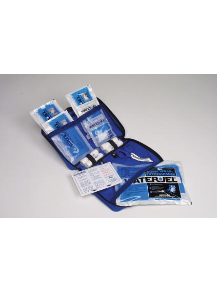 WaterJel Ambulance Burn Kit in pouch
