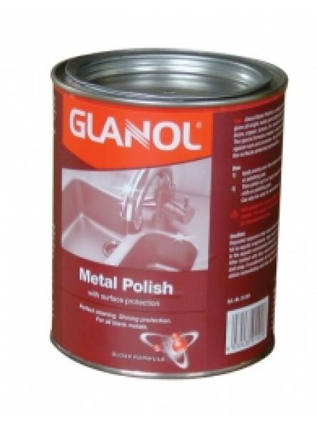 Glanol metal polish 6 x 1000ml tin