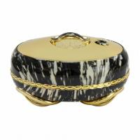 Insulated Food Warmer, Gold colour