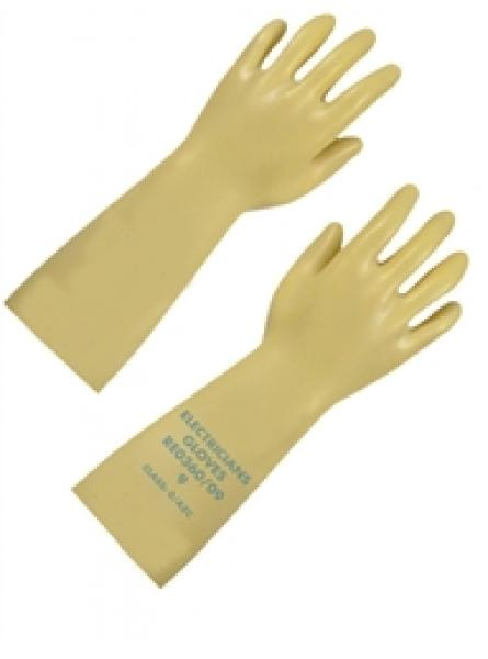 Insulating Electricians Latex Gloves