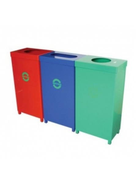 Metal Recycling Bins STE  RECY