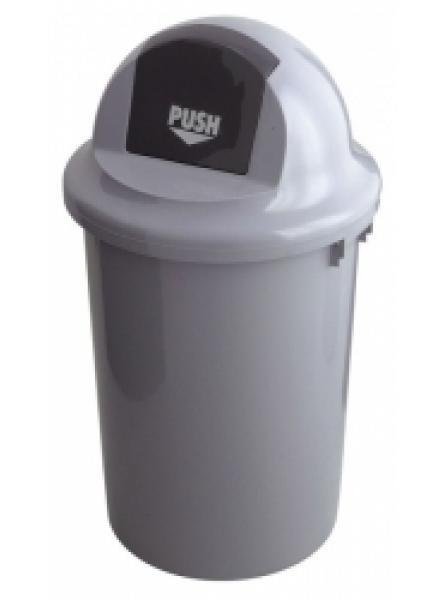 PUSH BIN 60LTR