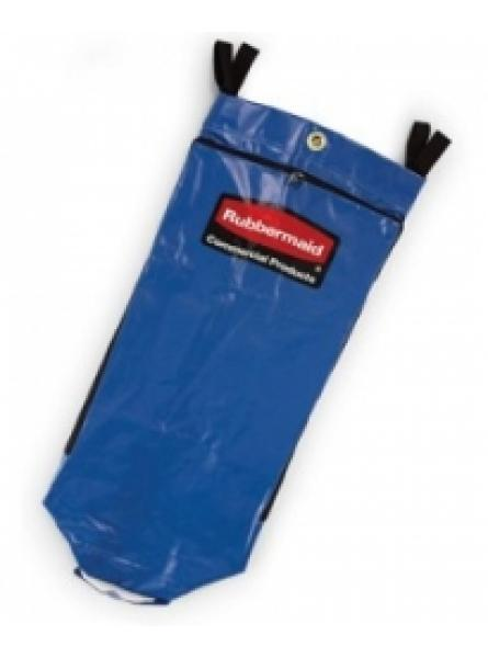 Recycling Bag for Triple Cart Blue