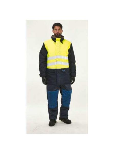 Sieon Abbes Cold Store High Visibility Jacket