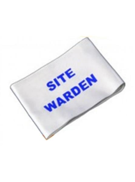 Site Warden Armband (Fabric)