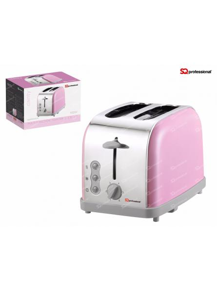 Sqpro Dainte Legacy  Multifunction  Toaster - Appleblossom
