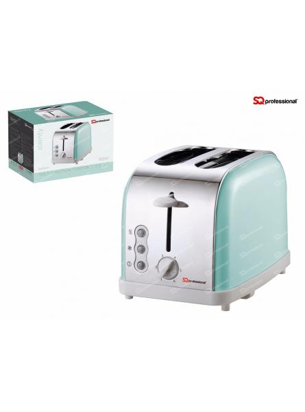 SQPRO DAINTE LEGACY  MULTIFUNCTION  TOASTER, SEAFOAM