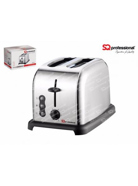 SQPRO STAINLESS STILL LEGACY TOASTER . QUARTZ