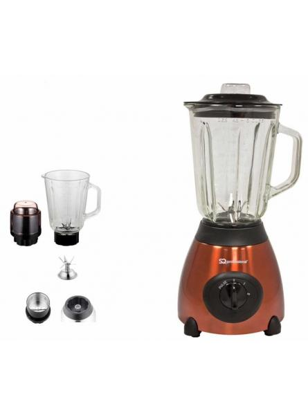 SQPRO ULTIMATE BLENDER & GRINDER, AMBER.