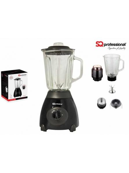 Sqpro Ultimate Blender & Grinder, Onyx.