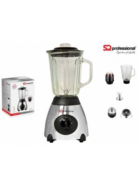 SQPRO ULTIMATE BLENDER & GRINDER, QUARTZ