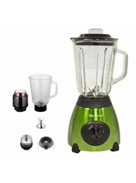 SQPRO ULTIMATE BLENDER , GRINDER, EMRALD